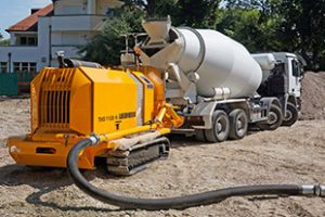 Concrete Pumping Hampshire